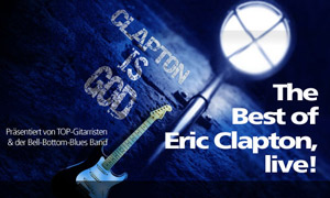 the best of eric clapton - live