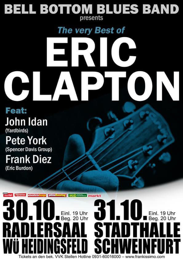 Best of Eric Clapton